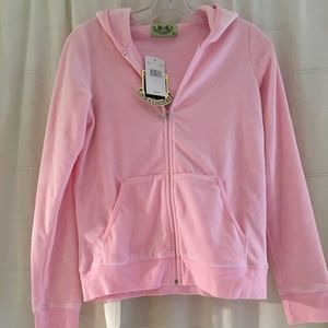 NWT Juicy Couture Velour Tracksuit - Hoodie & Pant